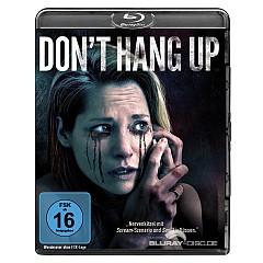 Don't Hang Up (2016) Blu-ray