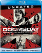 Doomsday - Unrated Edition (US Import ohne dt. Ton) Blu-ray