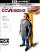 Downsizing (2017) 4K (4K UHD + Blu-ray + UV Copy) (US Import) Blu-ray