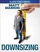 Downsizing (2017) (Blu-ray + DVD + UV Copy) (US Import ohne dt. Ton) Blu-ray