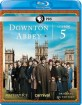 Downton Abbey: Series Five (Region A - US Import ohne dt. Ton) Blu-ray