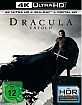 Dracula Untold (2014) 4K (4K UHD + Blu-ray + UV Copy) Blu-ray