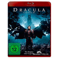 Dracula Untold (2014) (Blu-ray + UV Copy) Blu-ray