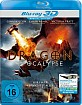 Dragon Apocalypse 3D (Blu-ray 3D) (Neuauflage) Blu-ray
