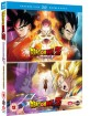 Dragon Ball Z: Battle Of Gods & Resurrection F - Double Pack (UK Import ohne dt. Ton) Blu-ray