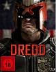 Dredd (Limited Edition Media Book) Blu-ray