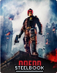 Dredd - Steelbook (JP Import ohne dt. Ton) Blu-ray
