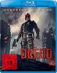 Dredd Blu-ray