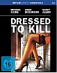 Dressed to Kill (1980) - Filmconfect Essentials (Limited Mediabook Edition) Blu-ray