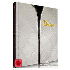 Drive (2011) (Limited Mediabook Edition) (Cover C) Blu-ray