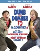 Dumb and Dumber To (2014) (Blu-ray + DVD + UV Copy) (CA Import) Blu-ray