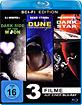 Dune + Dark Star + Dark Side of the Moon (Sci-Fi Collection) Blu-ray