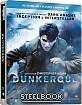 Dunkerque (2017) 4K - Edition Limitée Steelbook (4K UHD + Blu-ray + UV Copy) (FR Import ohne dt. Ton) Blu-ray