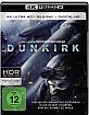 Dunkirk 2017) 4K (4K UHD + Blu-ray + Bonus Blu-ray + UV Copy) Blu-ray