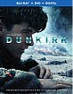 Dunkirk (2017) (Blu-ray + DVD + UV Copy) (US Import ohne dt. Ton) Blu-ray