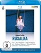 Dvorak - Rusalka (Pountney) (Legendary Performances) Blu-ray