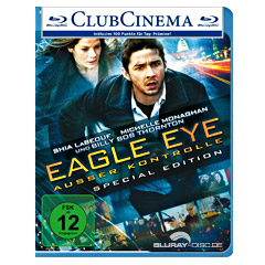 Eagle Eye - Außer Kontrolle - Special Edition Blu-ray