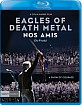 Eagles of Death Metal: Nos Amis (2017) (Region A - US Import ohne dt. Ton) Blu-ray