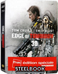Edge of Tomorrow 3D - Limited Edition Steelbook (Edition Speciale FNAC) (Blu-ray 3D + Blu-ray + DVD) (FR Import ohne dt. Ton) Blu-ray