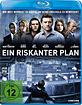 Ein riskanter Plan Blu-ray