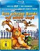 Eine schräge Bande auf wilder Jagd 3D (Blu-ray 3D) Blu-ray