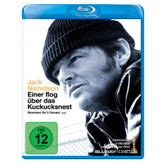 Einer flog über das Kuckucksnest (Special Edition) Blu-ray