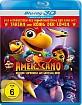 El Americano - Kleiner Superheld mit grossem Herz 3D (Blu-ray 3D) Blu-ray