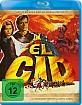 El Cid (Single Edition) (Neuauflage) Blu-ray