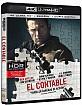 El Contable 4K (4K UHD + Blu-ray + UV Copy) (ES Import) Blu-ray
