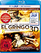 El Gringo 3D (Blu-ray 3D) Blu-ray