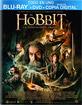 El Hobbit: La Desolación de Smaug - Edición Especial (Blu-ray + DVD + Digital Copy + Postkarten) (ES Import) Blu-ray