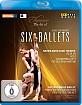 Elegance - The Art of Six Ballets Blu-ray