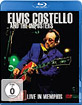 Elvis Costello and the Imposters - Live in Memphis Blu-ray