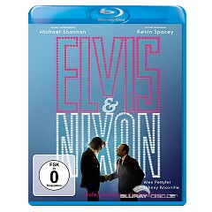 Elvis & Nixon Blu-ray