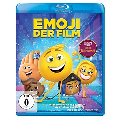 Emoji - Der Film Blu-ray