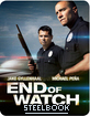End of Watch - Steelbook (Blu-ray + DVD) (UK Import ohne dt. Ton) Blu-ray