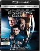 Ender's Game 4K (4K UHD + Blu-ray + UV Copy) (US Import ohne dt. Ton) Blu-ray