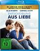 Entscheidung aus Liebe Blu-ray