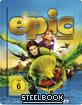 Epic - Verborgenes Königreich 3D (Limited Lenticular Steelbook Edition) (Blu-ray 3D + Blu-ray) Blu-ray