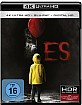 Es (2017) 4K (4K UHD + Blu-ray + UV Copy) Blu-ray