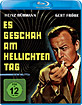 Es geschah am hellichten Tag (Remastered Version) Blu-ray