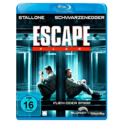 Escape Plan Blu-ray