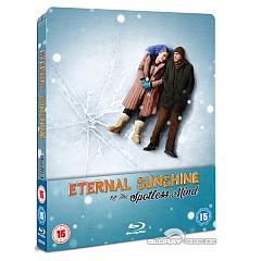 Eternal Sunshine of the Spotless Mind - Zavvi Exclusive Limited Edition Steelbook (UK Import) Blu-ray