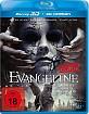 Evangeline - Rache ist stärker als der Tod 3D (Blu-ray 3D) Blu-ray