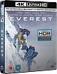 Everest (2015) 4K (4K UHD + Blu-ray + UV Copy) (UK Import ohne dt. Ton) Blu-ray
