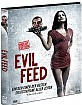 Evil Feed - Limited Edition Media Book (Cover A) (AT Import) Blu-ray