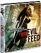 Evil Feed - Limited Edition Media Book (Cover B) (AT Import) Blu-ray