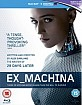 Ex Machina (2015) (Blu-ray + UV Copy) (UK Import) Blu-ray