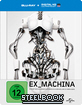 Ex Machina (2014) (Limited Steelbook Edition) (Blu-ray + UV Copy) Blu-ray