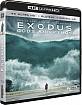 Exodus: Gods and Kings (2014) 4K (4K UHD + Blu-ray + UV Copy) (FR Import ohne dt. Ton) Blu-ray